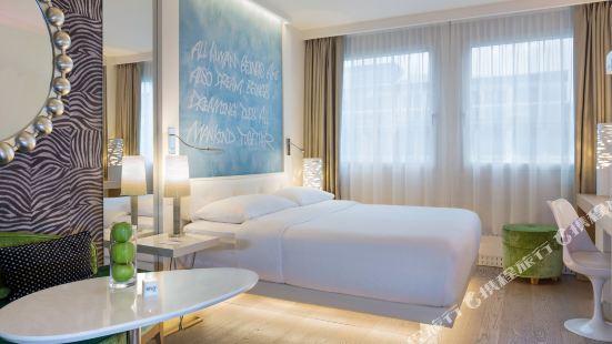 Hotel N'vY Manotel Geneva