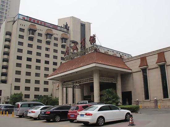 陕西西安唐城宾馆_西安唐城宾馆图片\房间照片\设施图片【携程酒店】
