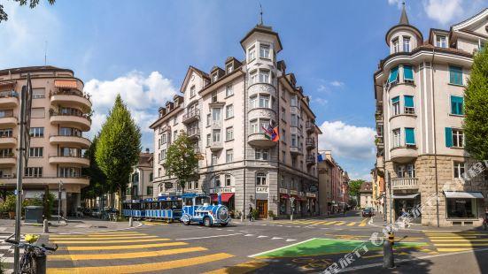 Hotel Drei Könige Luzern