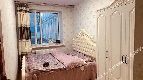 黑河李小花的日租房公寓