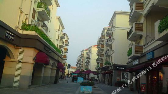 Huxindao Xinyue Holiday Apartment Hotel