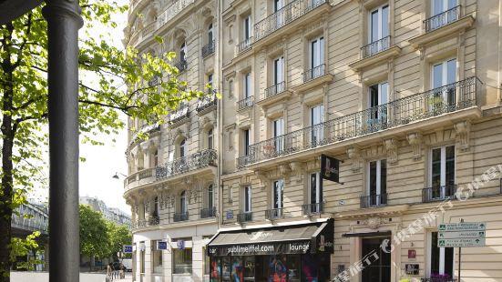 巴黎 薩博利姆埃菲爾鐵塔酒店