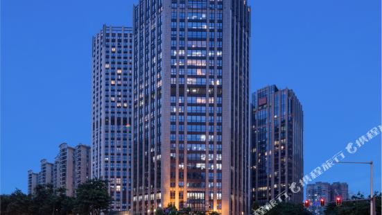 Elaine Saville International Apartment Hotel (Guangzhou Zhujiang New Town)