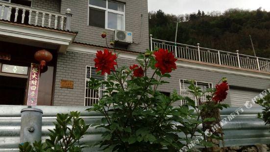 杭州浙西大峽谷蘭園農家