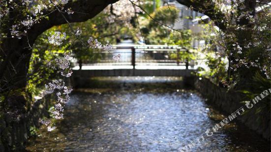 京都高瀨川高檔日式傳統旅館