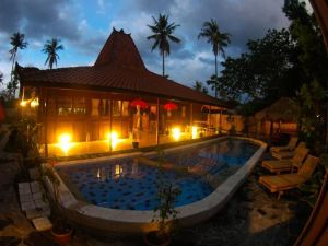 龍目島歐瑪麗酒店(Omah Gili Hotel Lombok)
