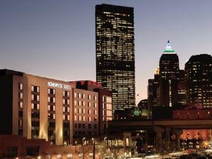 匹茲堡市中心希爾頓欣庭酒店(Homewood Suites by Hilton Pittsburgh Downtown)
