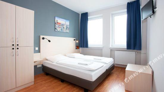慕尼黑A&O萊姆酒店