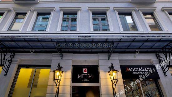 MET34 雅典酒店