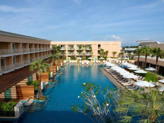 普吉岛千禧芭东度假村(millennium resort patong phuket)