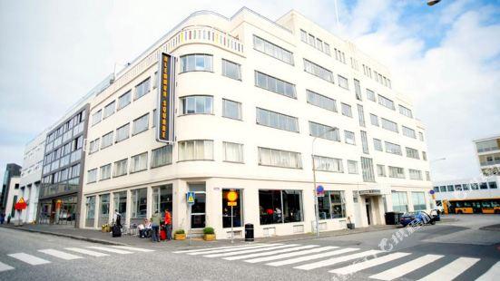 Hlemmur Square Reykjavik