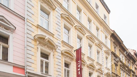 City Lounge Crown Hotel Prague