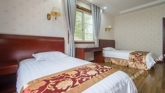 A one-family villa in Lake House, Changzhou