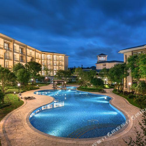 C&D Resort,Wuyi Mountain