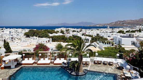 Belvedere Mykonos - Hotel Rooms &Suites