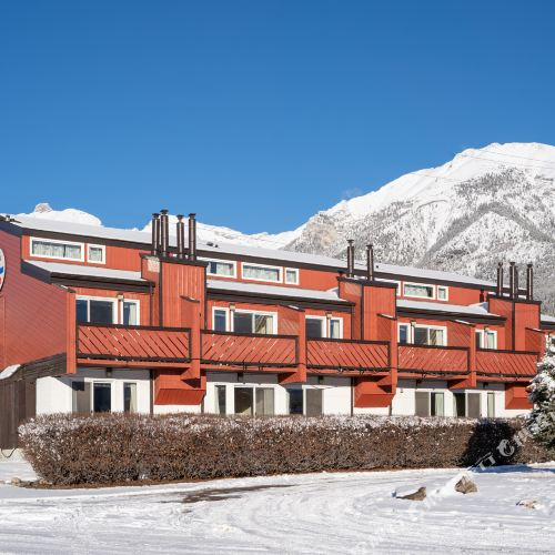 Canmore Rocky Mountain Ski Lodge