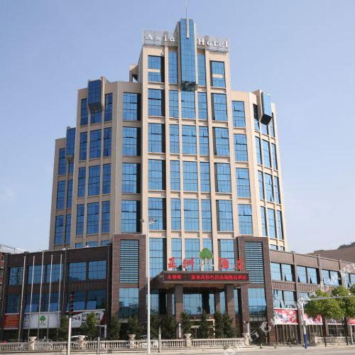 永春亞洲酒店