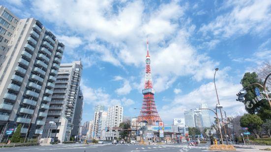 花築·東京六本木鐵塔酒店