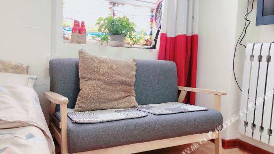青島晴藍水咖公寓(7號店)