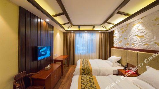 Mingshan Hotel (Thai-style Building)