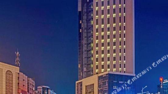 徐州火車站蘇寧廣場亞朵酒店