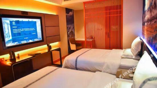 海東樂悦智能酒店