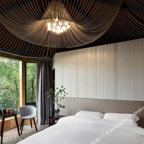 Guanshan Prairie Huaxi Sushang Tree House Hostel