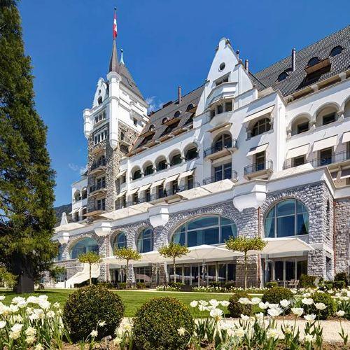 Park Hotel Vitznau -the Leading Hotels