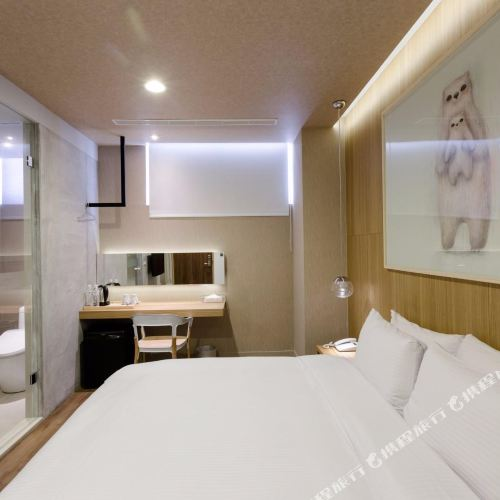 澎湖新綠的旅店