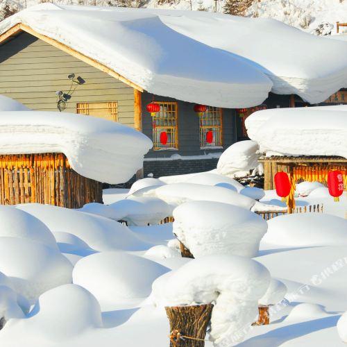 雪谷丁子涵時尚家庭旅館