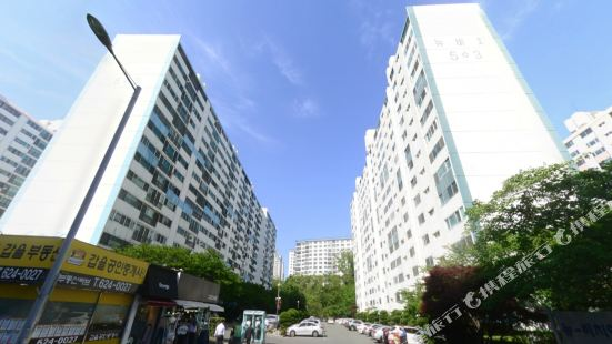 Busan House & Beach Bnb