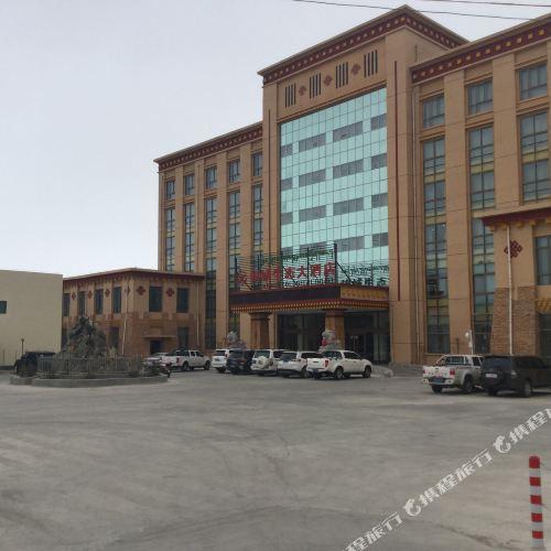 普蘭銀城生態大酒店