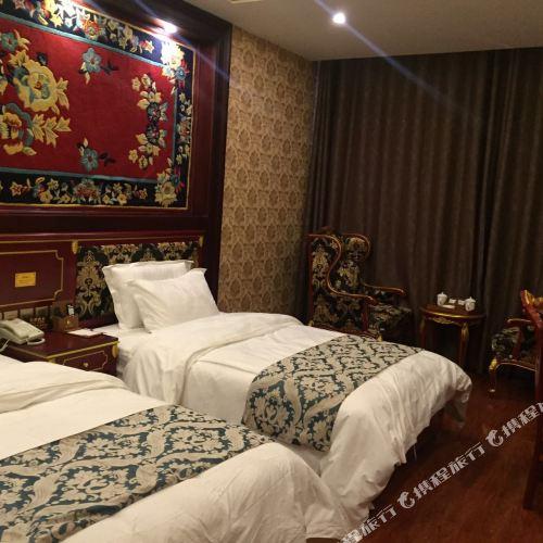 luhuo  xiangba  HOTEL