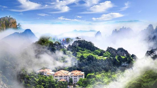 黃山獅林大酒店