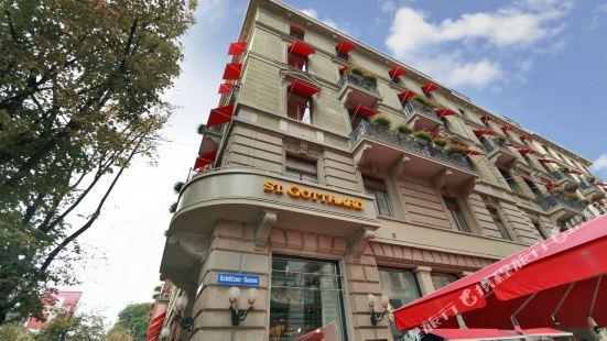 Hotel St.Gotthard