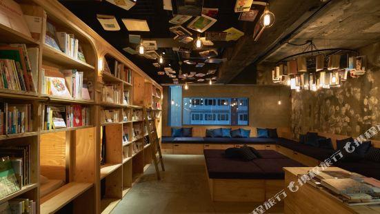 東京池袋書籍和住宿旅館