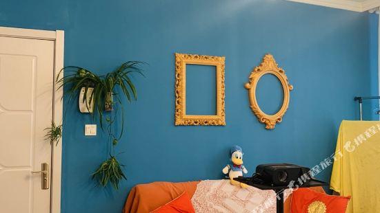 烏蘭察布復古色彩公寓