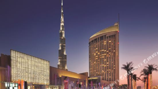 Address Dubai Mall Hotel
