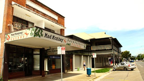 MAD Monkey Backpackers Cairns