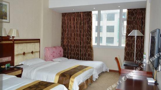 GreenTree Alliance Guangxi Hezhou Babu District Lingfeng Square Hotel