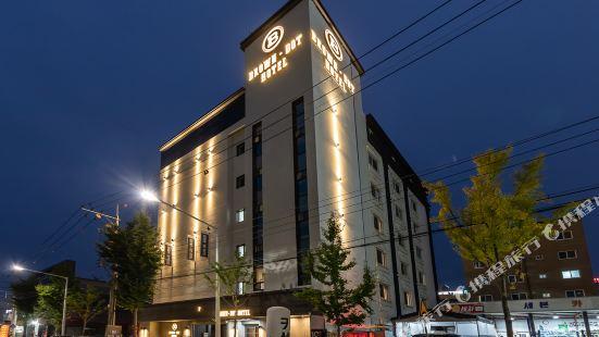 브라운 도트 호텔 대구 성서점