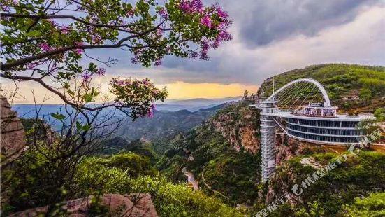 潭溪山懸崖酒店