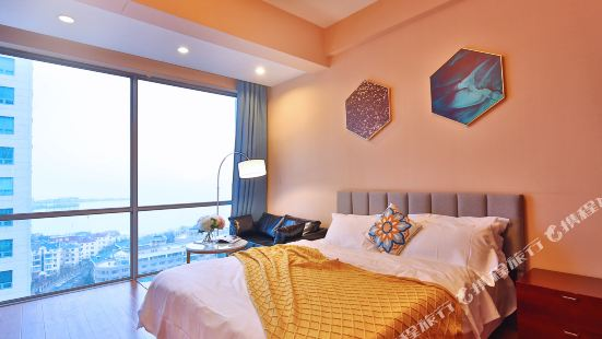 Baiyue Holiday Apartment (Qingdao Olympic Sailing Center)