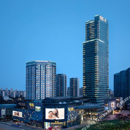 Yueting Apartment Hotel (Nantong Yuanrong Plaza)