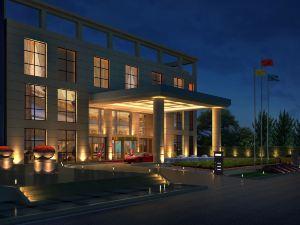 华山国际大酒店1晚,位于市中心+华山门票2张+免费停车,华阴市中心高品质度假酒店,距游客中心5分钟车程