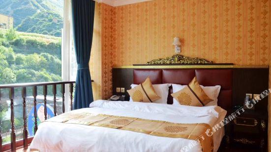 馬爾康嘉絨日月酒店