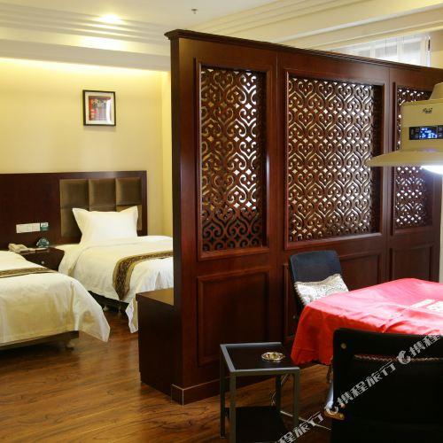 GreenTree Inn JiLin LiaoYuan Zhongkang Street Longjihuadian Business Hotel