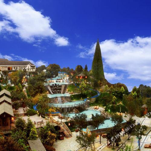 어메이산 호텔 - 링시우 온천지점