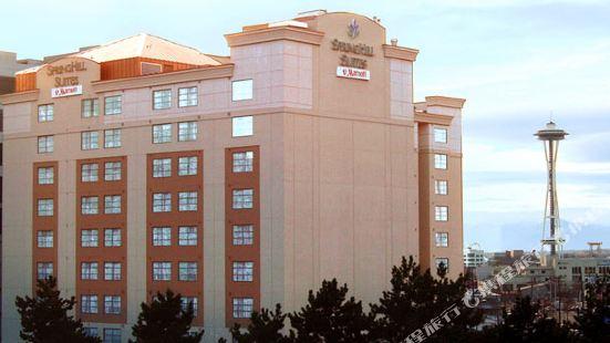 西雅圖市區春山套房酒店