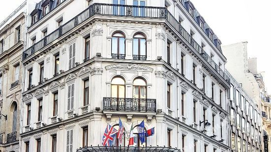 Amarante Champs Elysees Hotel Paris